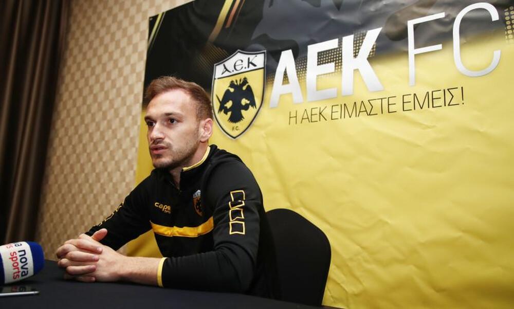 Μπακάκης: «Η ΑΕΚ πάντα πηγαίνει για το πρωτάθλημα»