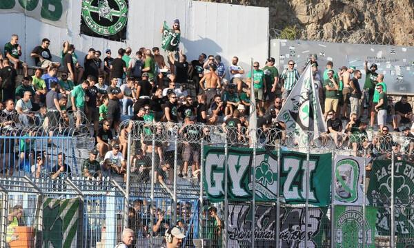 Λαμία – Παναθηναϊκός: «Πράσινη»… εκστρατεία στη Φθιώτιδα (photos)