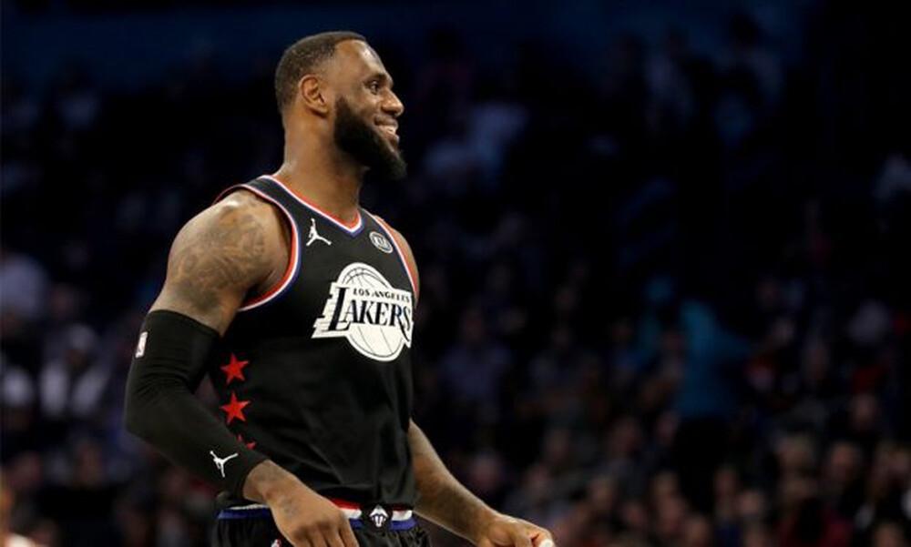 NBA: Αποθέωσε Σαλάχ και Λίβερπουλ ο Λεμπρόν! (video)