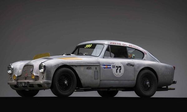 Η ιστορία ξαναγράφεται με το Aston Martin DB2/4 MK II Coupé