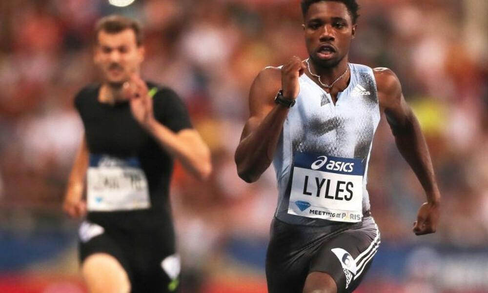 Diamond League: Λάμψη απο τον Λάιλς στο Παρίσι...ξεπέρασε τον Μπλοτ