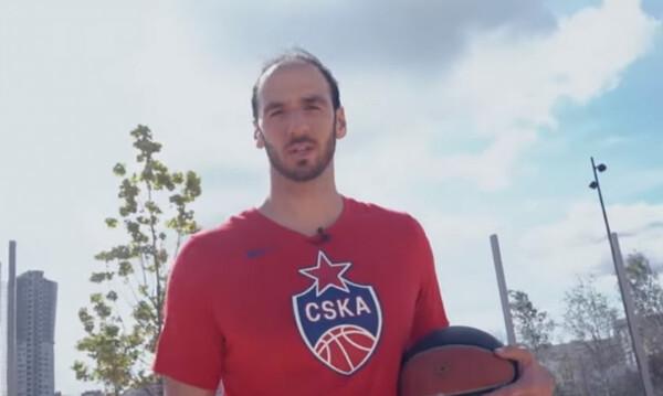 Κουφός: «Ο Ιτούδης σε βοηθά να γίνεις καλύτερος παίκτης» (video)