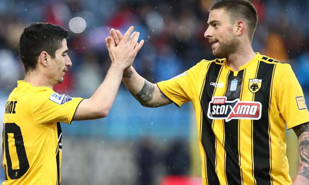 AEK: Έφυγε ο Καρντόσο, επιστρέφει ο Τσόσιτς