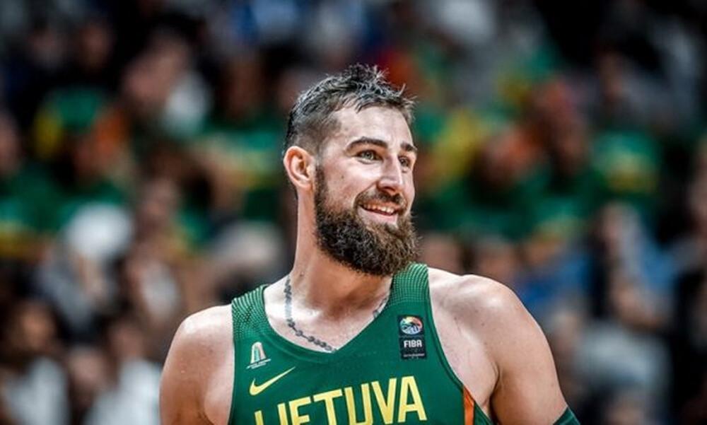 Παγκόσμιο Κύπελλο 2019: Η 12άδα της Λιθουανίας