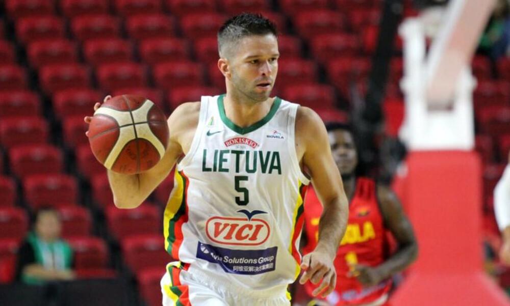 Νίκη επί της Τσεχίας για Λιθουανία