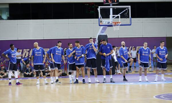 Παγκόσμιο Κύπελλο Μπάσκετ 2019: Εντυπωσιάζει η εμφάνιση της Εθνικής (photos)