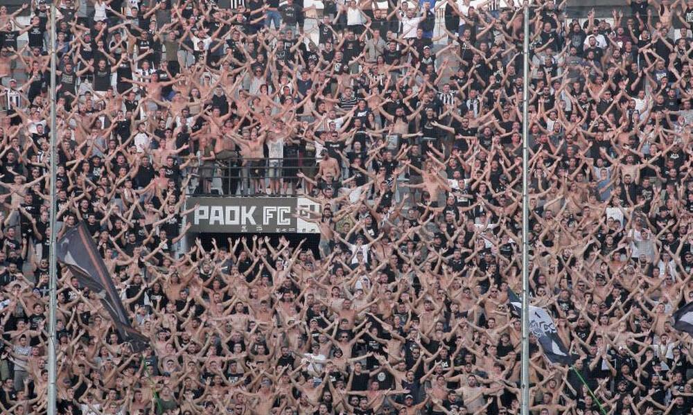 ΠΑΟΚ – Σλόβαν: Sold out και «καζάνι» για πρόκριση η Τούμπα!
