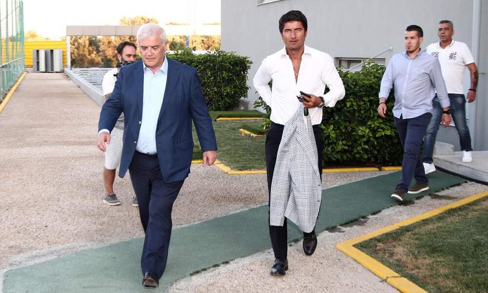 ΑΕΚ: Παρουσίασε Ίβιτς ο Μελισσανίδης και τον έχρισε απόλυτο αφεντικό! (photos)