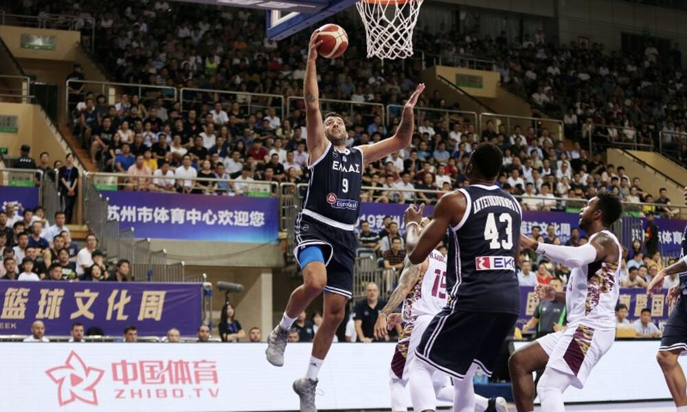 Παγκόσμιο Κύπελλο Μπάσκετ 2019: Μπουρούσης για Κίνα, Γκάλη και το μέλλον του