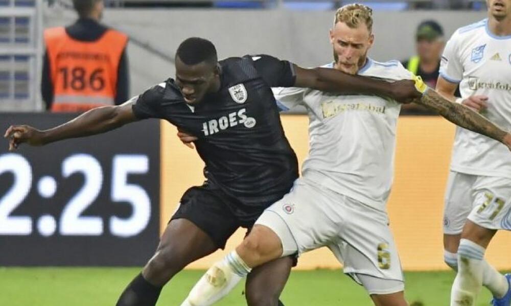 Ντε Καμπς: «Πρόκληση για εμάς, υποφέραμε από τον ΠΑΟΚ στο πρώτο ματς»