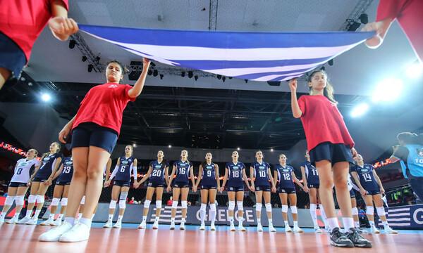 Με Ολλανδία η Εθνική Γυναικών στους «16» του Eurovolley (videos)