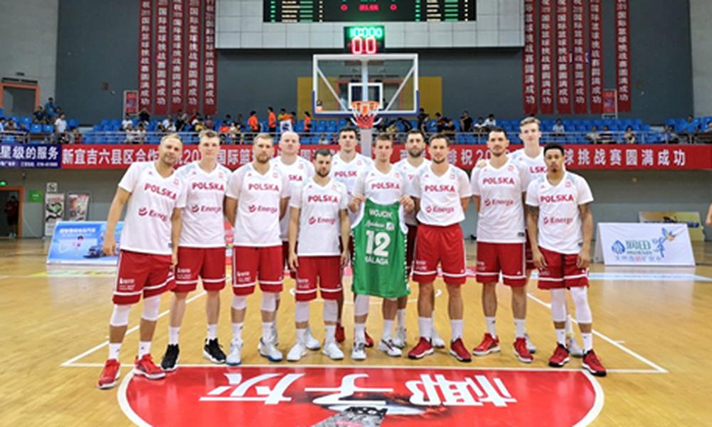 Παγκόσμιο Κύπελλο Μπάσκετ 2019: H 12άδα της Πολωνίας (photo+video)