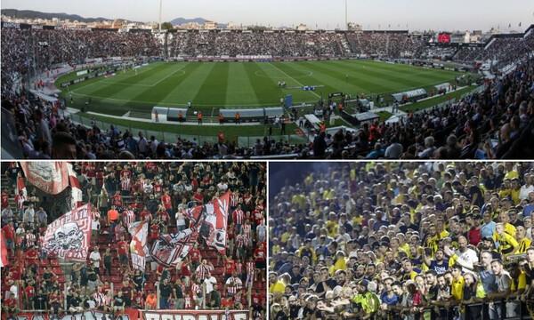 Super League: Ρεκόρ προσέλευσης θεατών στην πρεμιέρα
