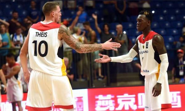 Παγκόσμιο Κύπελλο Μπάσκετ 2019: H 12άδα της Γερμανίας με Σρέντερ και Τάις (photo+video)