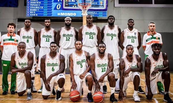 Παγκόσμιο Κύπελλο Μπάσκετ 2019: Η 12άδα της Ακτή Ελεφαντοστού για Κίνα (photo+video)