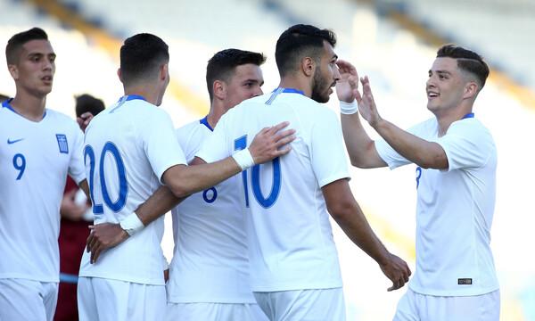 Εθνική Ελπίδων: Δυνατές κλήσεις για ματς με Γερμανία, Λιθουανία