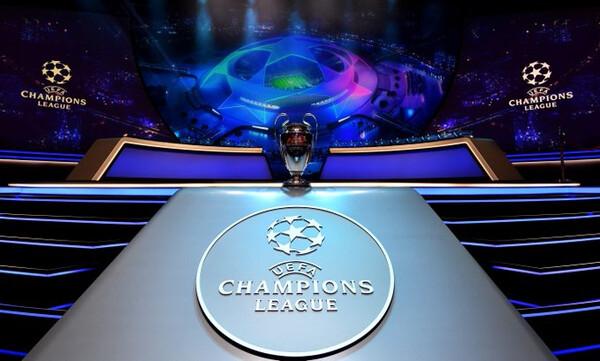 Κλήρωση Champions League LIVE: Με Μπάγερν Μονάχου, Τότεναμ και Ερυθρό Αστέρα ο Ολυμπιακός