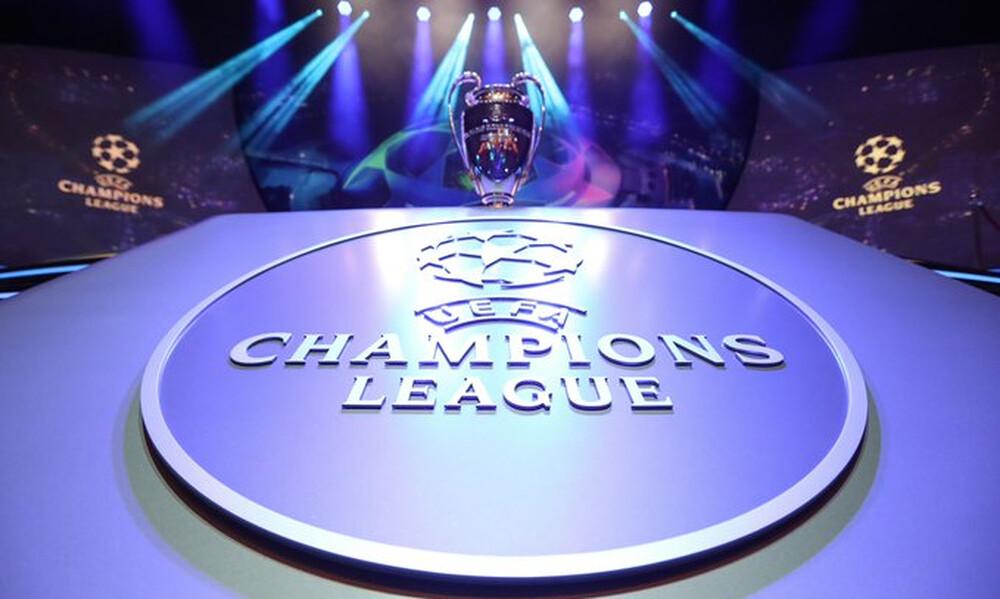 Οι όμιλοι του Champions League για τη σεζόν 2019-2020