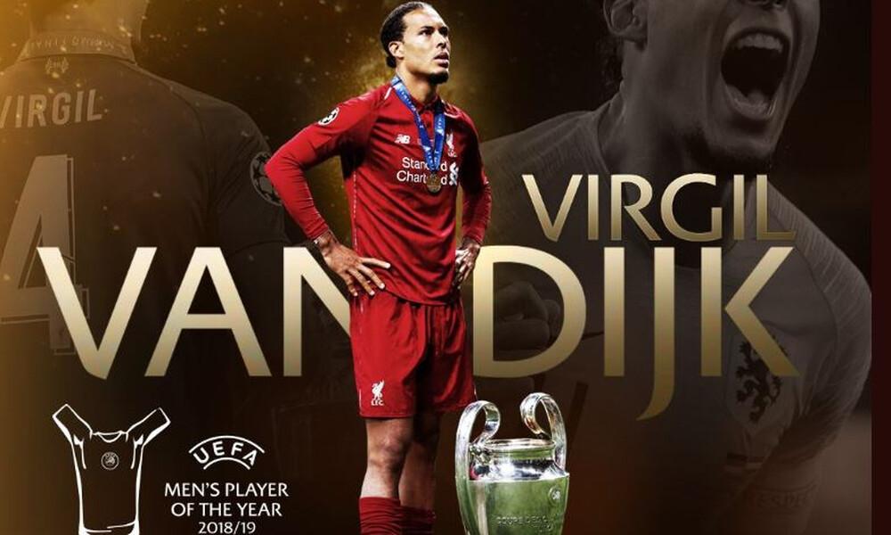 Champions League: Έγραψε ιστορία ο Φαν Ντάικ (photos)