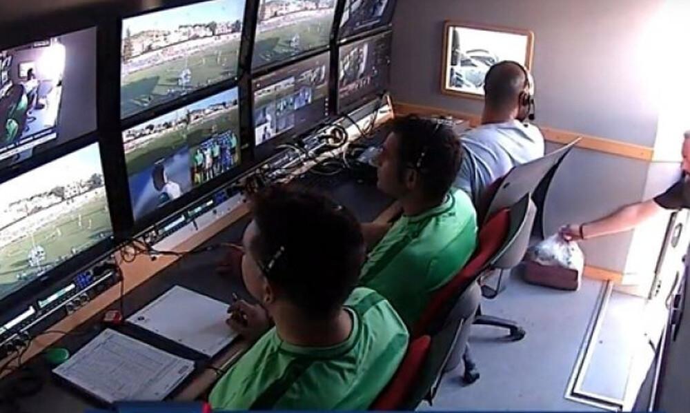Απάντησε για τα σουβλάκια στο Λαμία-Παναθηναϊκός η εταιρία παραγωγής του VAR