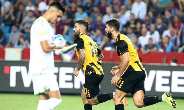 Τραμπζονσπόρ-ΑΕΚ 0-2: Άγγιξε το θαύμα, «πλήρωσε» το πρότζεκτ Καρντόσο! (photos&video)