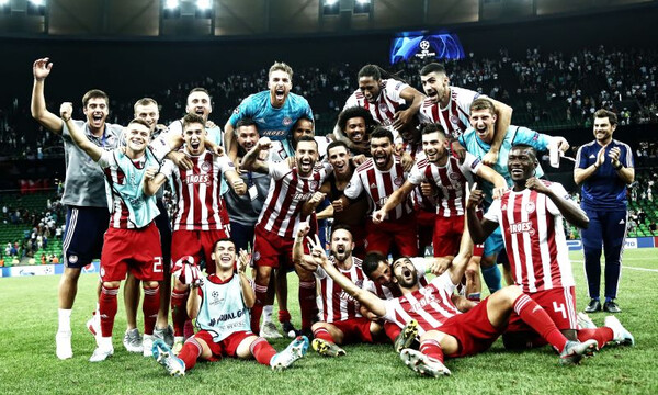 Champions League: Το πρόγραμμα του Ολυμπιακού - Πρεμιέρα και φινάλε στο Φάληρο!