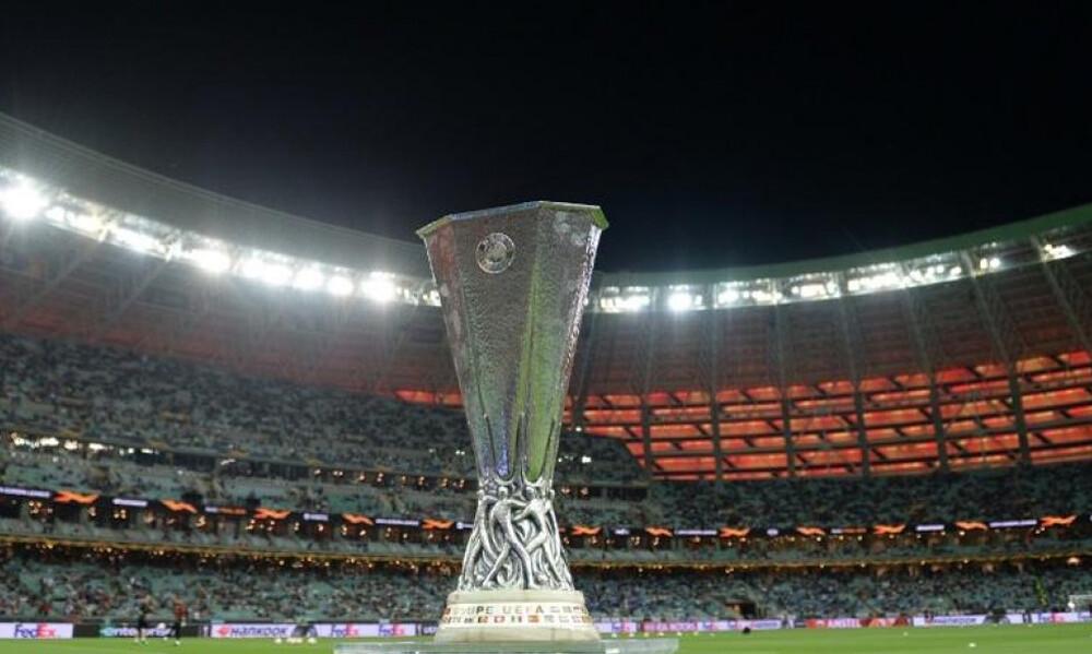 Europa League: Αυτοί είναι οι όμιλοι της διοργάνωσης