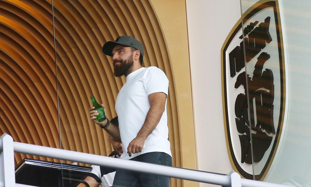 Γ. Σαββίδης: «Ο ΠΑΟΚ γεννήθηκε για τα δύσκολα» (photos)