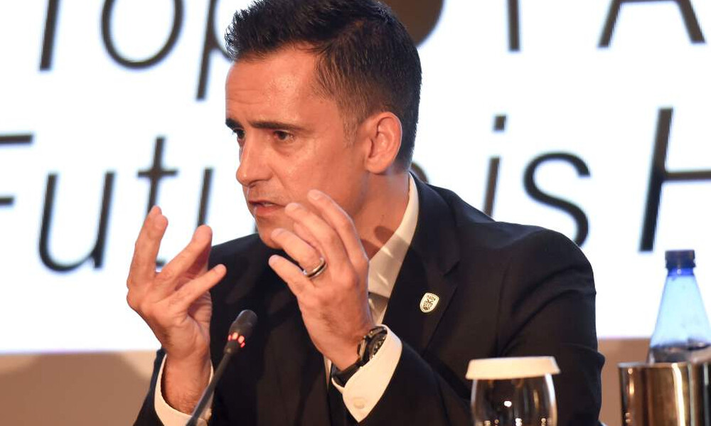 ΠΑΟΚ: Παραιτήθηκε ο Μπράνκο, αποφασίζει ο Ιβάν Σαββίδης (photos)