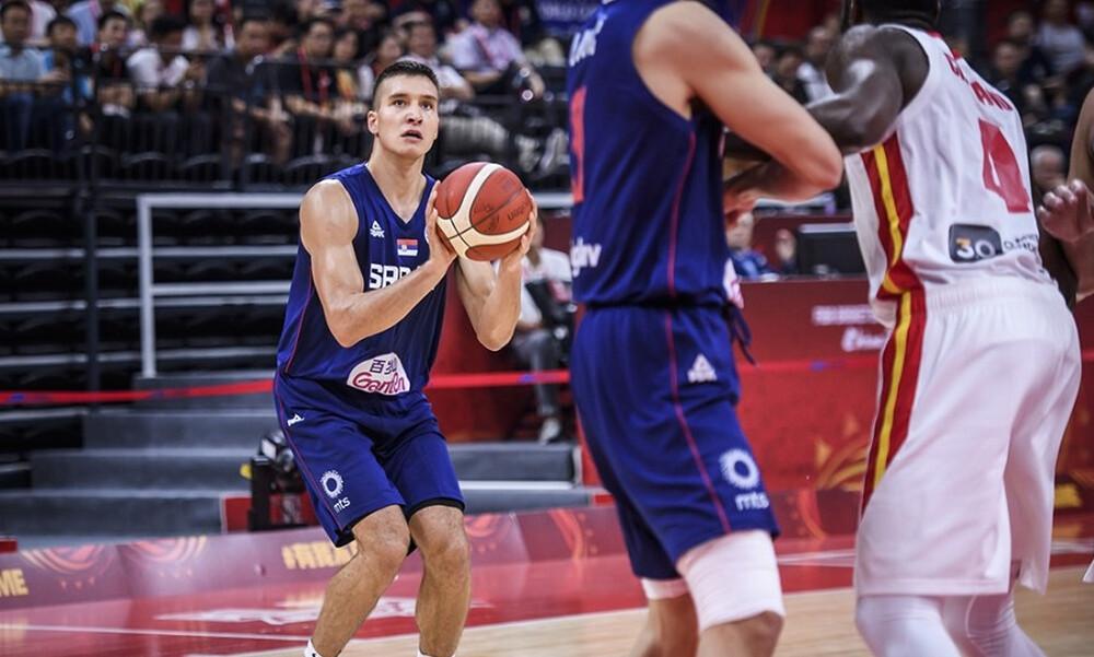 Παγκόσμιο Κύπελλο Μπάσκετ 2019: Τα highlights του Ανγκόλα-Σερβία (video)