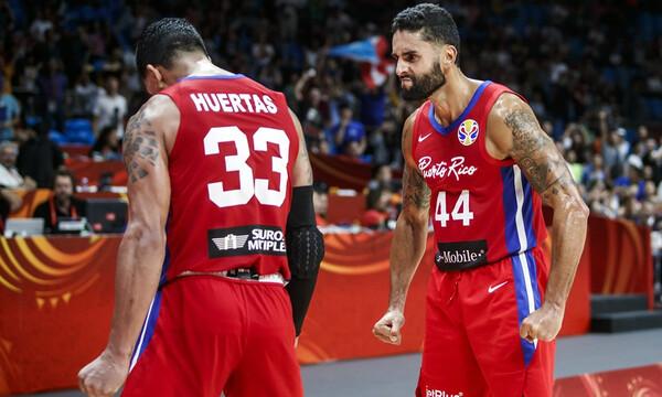Παγκόσμιο Κύπελλο Μπάσκετ 2019: Το απίθανο φινάλε στο Ιράν-Πουέρτο Ρίκο (video+photos)