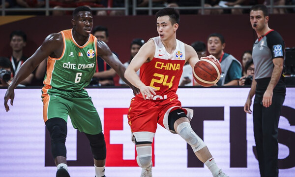 Ακτή Ελεφαντοστού-Κίνα 55-70: Πάτησε «γκάζι» και νίκησε (photos)