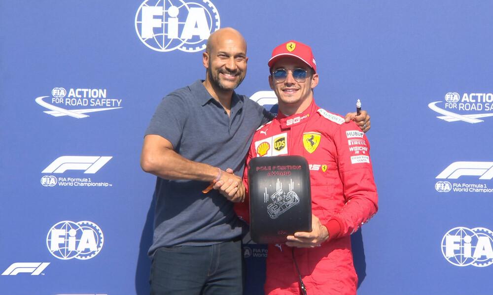Formula 1: Pole position για Λεκλέρκ στο Βέλγιο