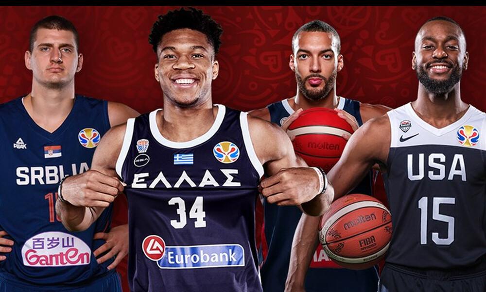 Ρεκόρ παικτών από το NBA στο Παγκόσμιο Κύπελλο της Κίνας!