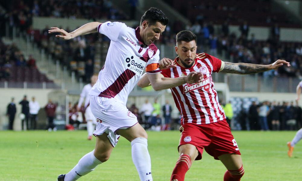 Live Chat ΑΕΛ-Ολυμπιακός 0-1 (τελικό)