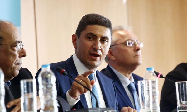 Αυγενάκης για Εθνική: «Η αρχή είναι το ήμισυ του παντός»