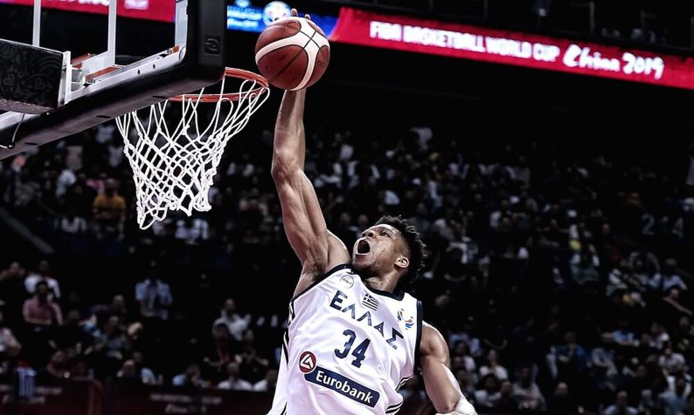 Παγκόσμιο Κύπελλο Μπάσκετ 2019: Top 5 με Αντετοκούνμπο στην κορυφή (video+photos)
