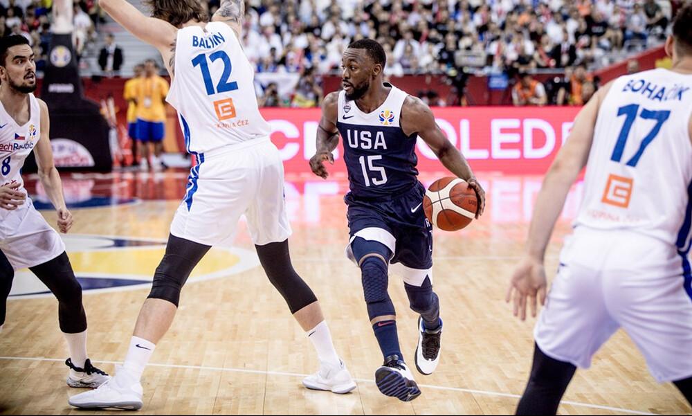 Ουόκερ: «Σκληρό τουρνουά, καμία σχέση με το NBA» (photos+video)