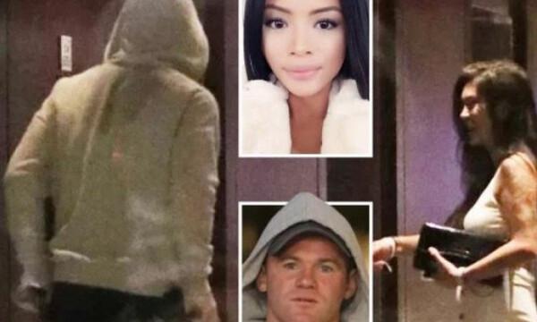 Σε ξενοδοχείο με τρεις γυναίκες ο Ρούνεϊ: «Έβγαλε το παντελόνι και ήταν... αναστατωμένος»