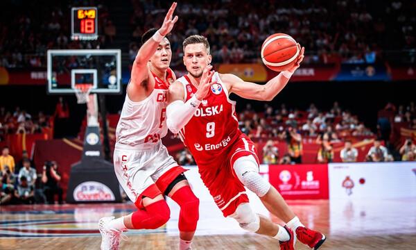 Μουντομπάσκετ 2019: Η μεγάλη εμφάνιση του Πονίτκα στη νίκη της Πολωνίας (video)
