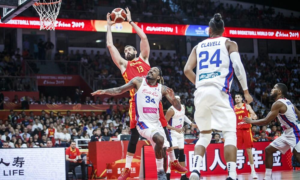 Μουντομπάσκετ 2019: «Κολώνα» των Ισπανών ο Μαρκ Γκασόλ (video)