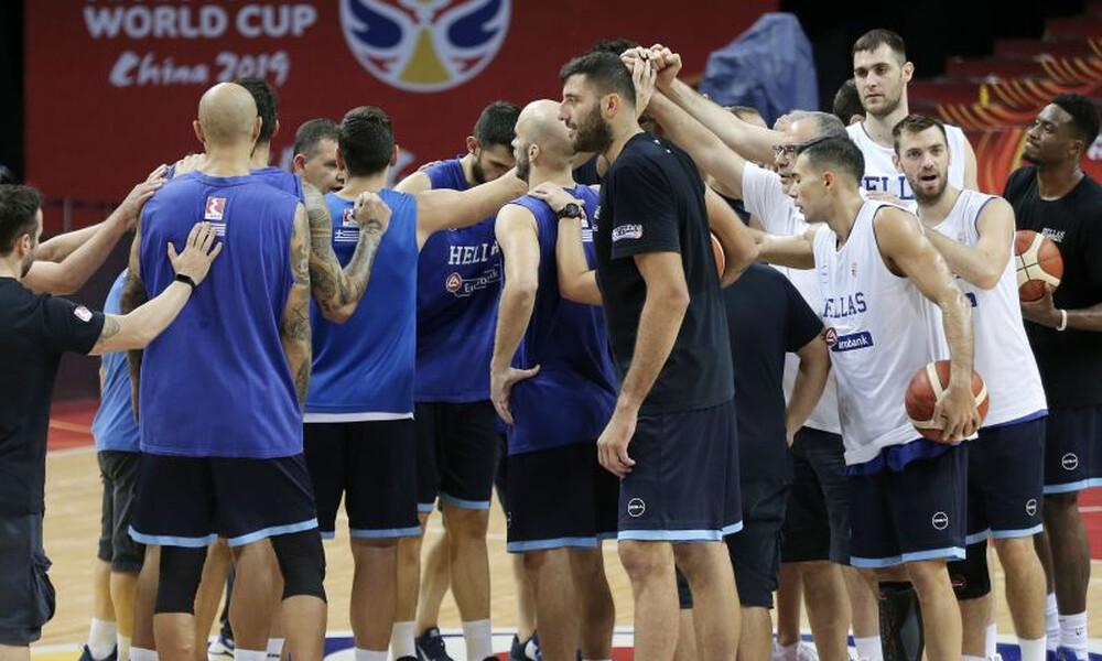 Παγκόσμιο Κύπελλο Μπάσκετ 2019: Έτοιμη για Βραζιλία και δυο στα δυο η Ελλάδα (video+photos)