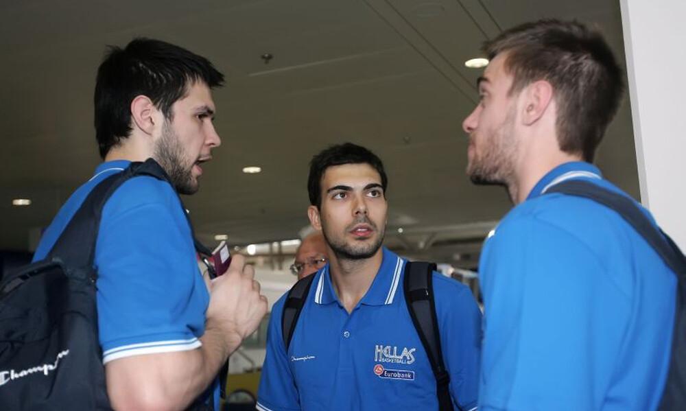Μουντομπάσκετ 2019: Οι τρεις… σωματοφύλακες της Ελλάδας