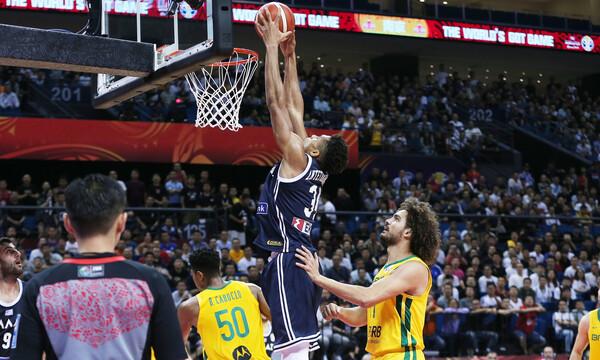 Βραζιλία – Ελλάδα LIVE: Η «μάχη» για το Μουντομπάσκετ 2019