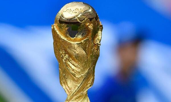 Αυτό είναι το logo του Μουντιάλ 2022 (photo)