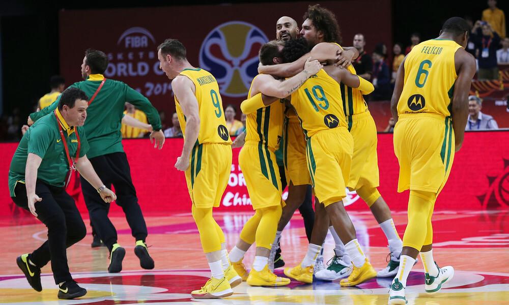 Παγκόσμιο Κύπελλο Μπάσκετ 2019: Ακόμα πανηγυρίζουν οι Βραζιλιάνοι (photos)