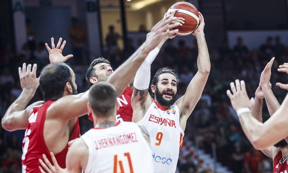 Ισπανία- Ιράν 73-65: Προβλημάτισε αλλά κέρδισε (photos+video)