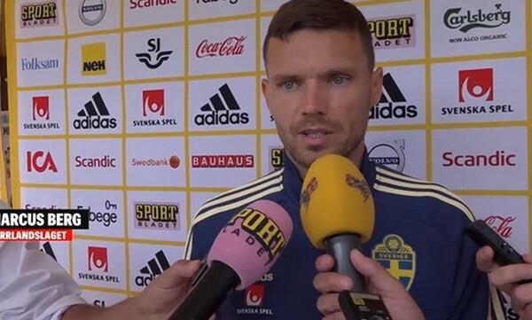 Μπεργκ: «Στο Champions League αποτύχαμε, στον Παναθηναϊκό όλα πιο εύκολα» (video)