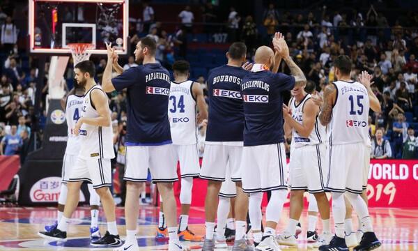 Μουντομπάσκετ 2019 – Ελλάδα: Το πρόγραμμα στους «16» - Οι ώρες των αγώνων με ΗΠΑ, Τσεχία