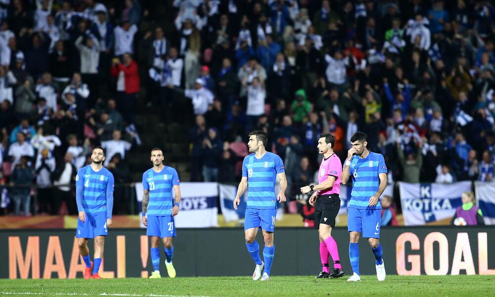Φινλανδία-Ελλάδα 1-0: Ήταν ομάδα, αλλά χάνεται η πρόκριση! (photos)